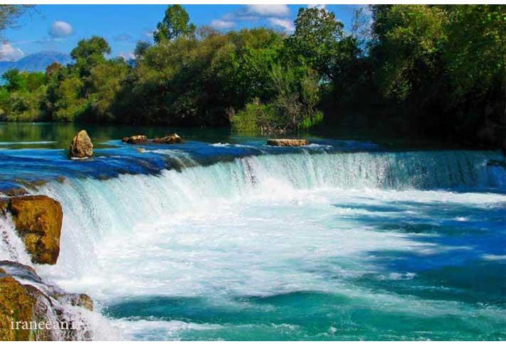 آبشارهای ماناوگات