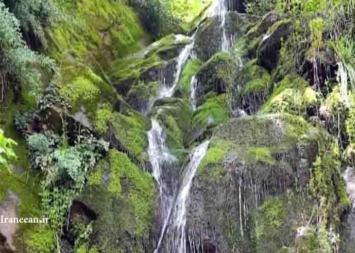 آبشارهای ریگ چشمه