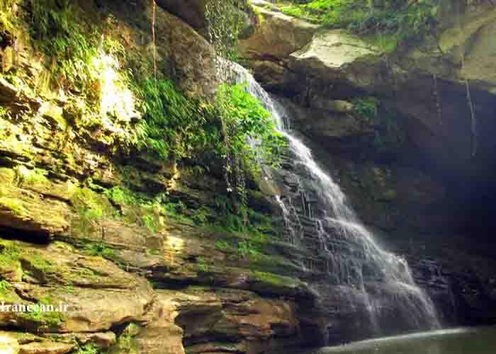 آبشار باقرآباد