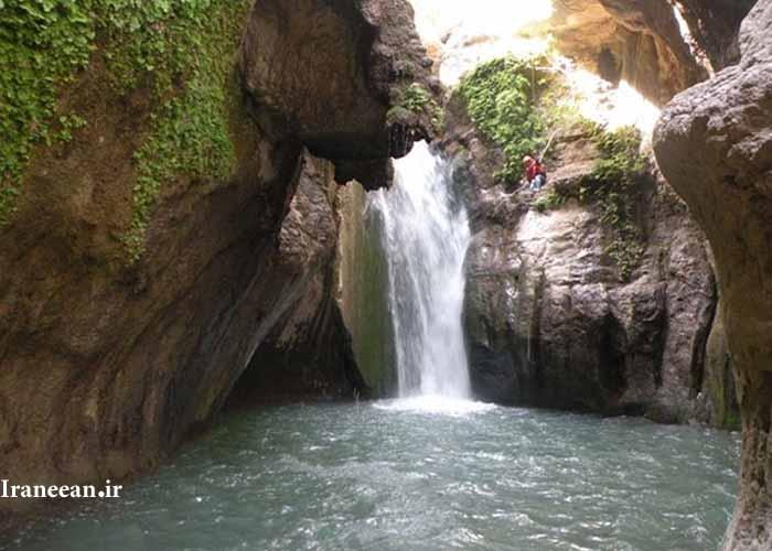 آبشار تنگ تامرادی