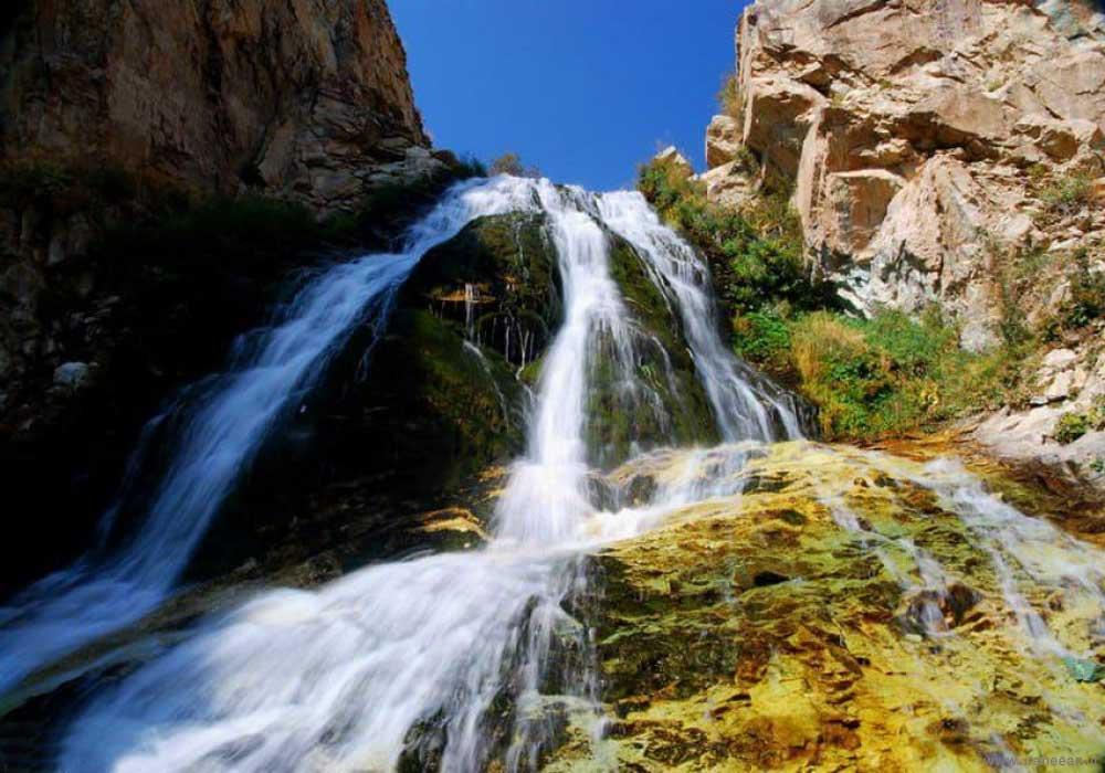 آبشار شکرآباد