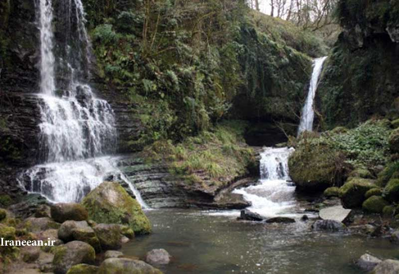 آبشار آقچه قلعه