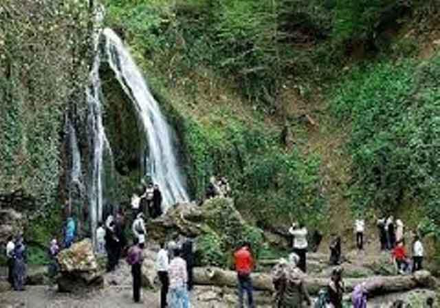 آبشار-کلور