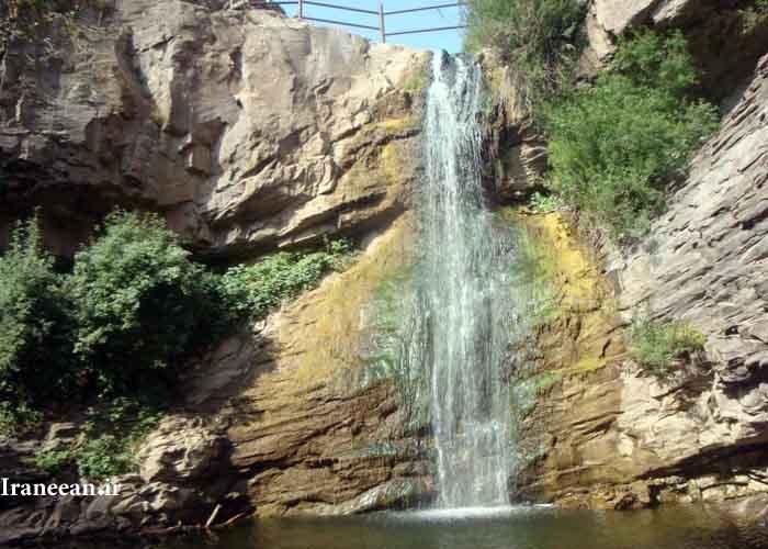 آبشار کوله خان