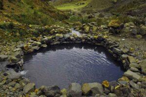 خواص آبهای معدنی