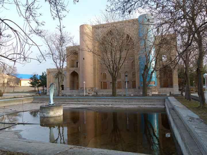 آرامگاه شیخ شهابالدین اهری