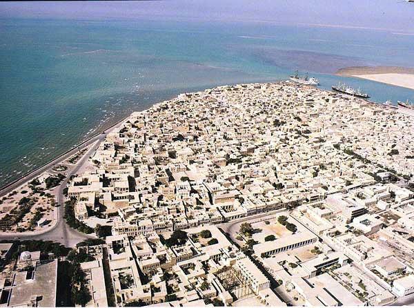 جاهای دیدنی استان بوشهر