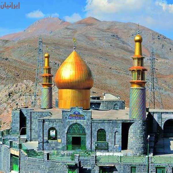 امامزاده هاشم