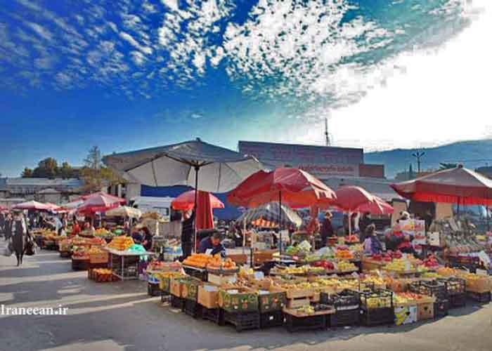 بازار بزرگ لیلو 