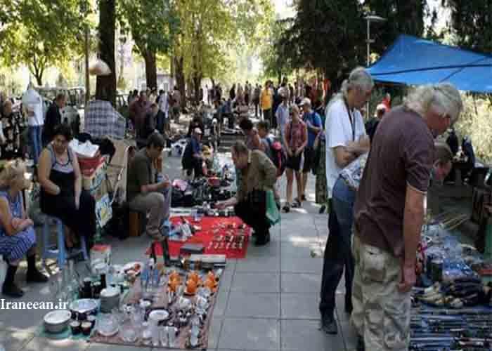 بازار دست فروشان درای بریج