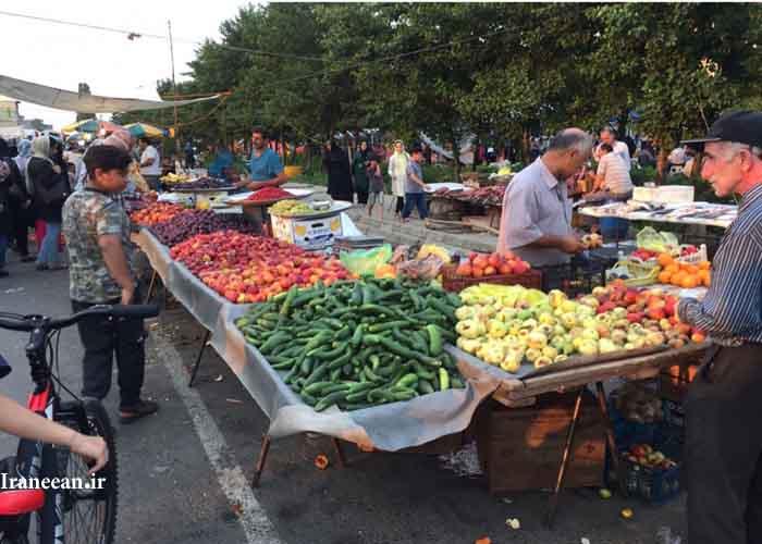 بازار فومن
