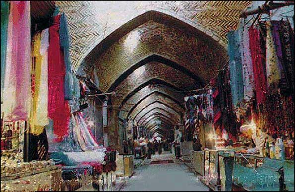 بازار قدیمی بیجار