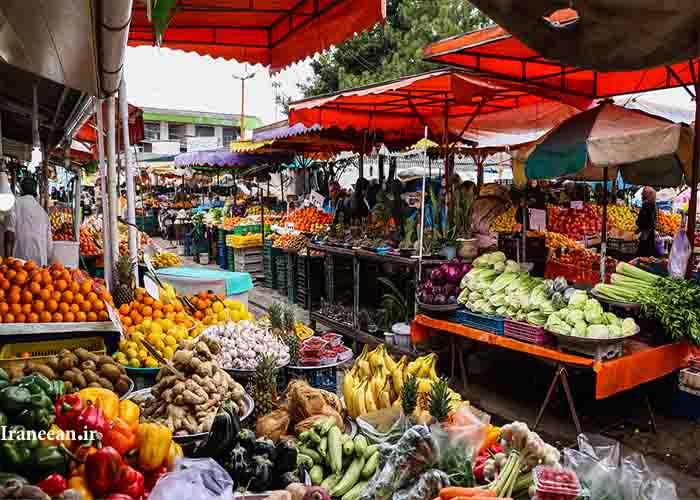 بازار روز نوشهر