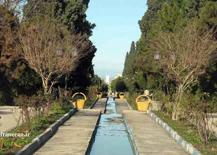 باغ چهلستون اشرف
