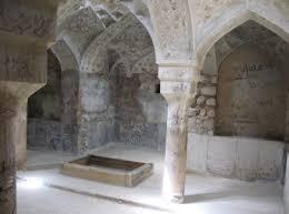 حمام قدیمی علی خان اشکنان
