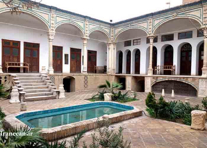 خانه تاریخی زند