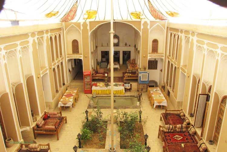 خانه تهرانیها در یزد