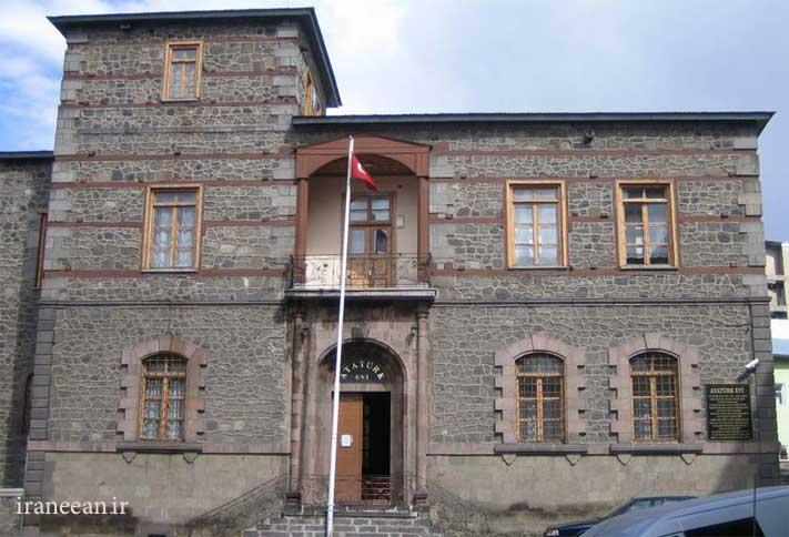 خانه و موزه آتاتورک