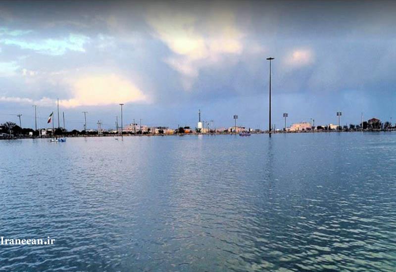 دریاچه مصنوعی ساوه