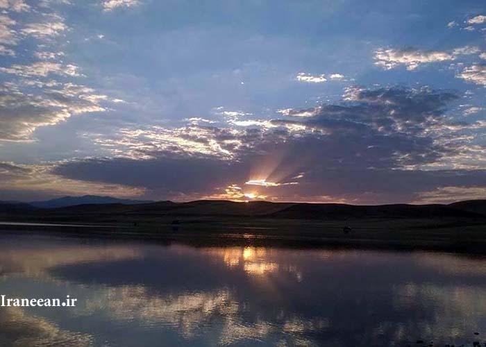 دریاچه پری