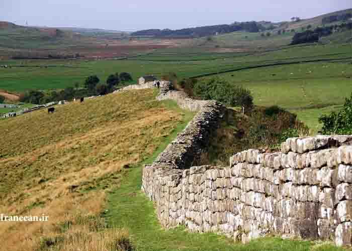 دیوار دفاعی گرگان