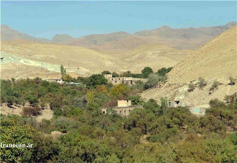 روستای آهو