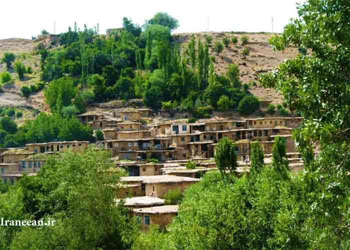 روستای جذاب کریک