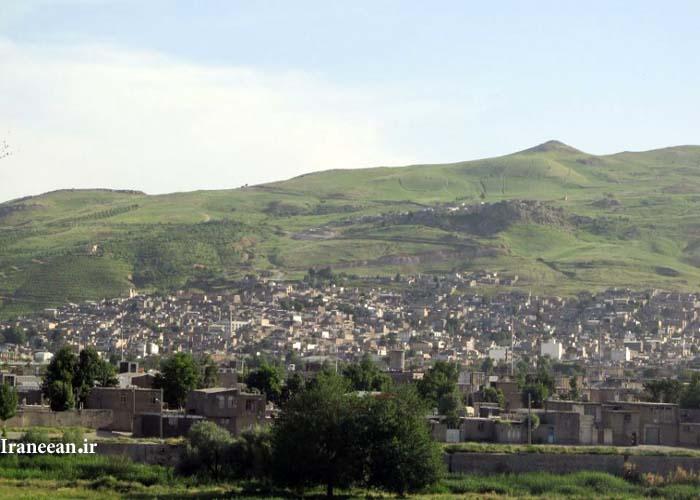روستای دربند لرستان