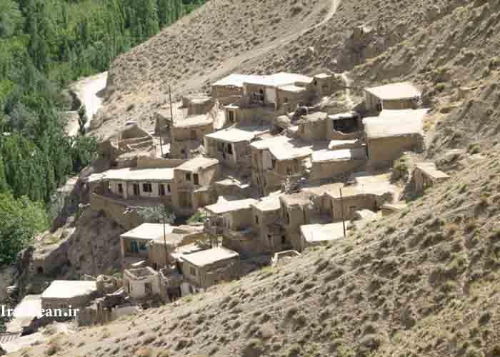 روستای قالیبافان آرادان
