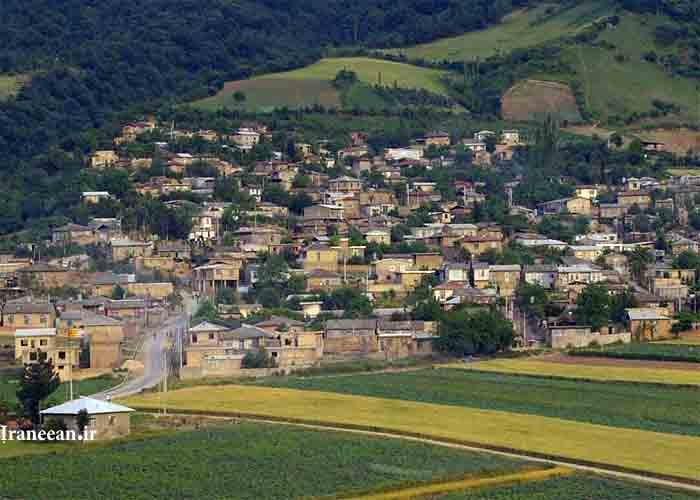 روستای مرزبن