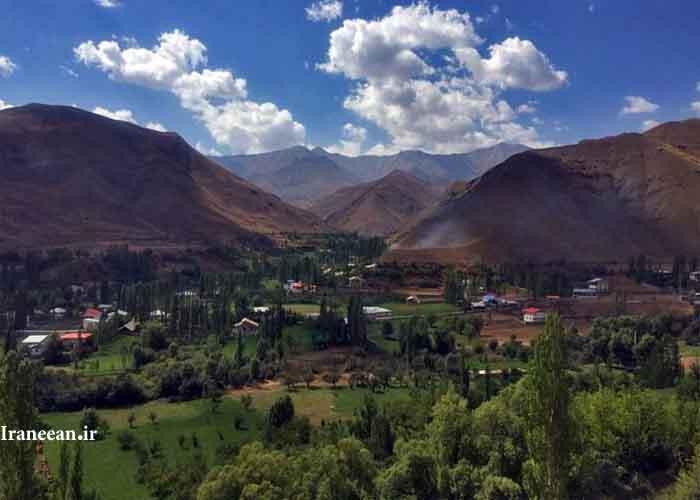 روستای یوش