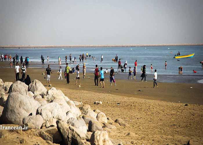 ساحل بندر عباس