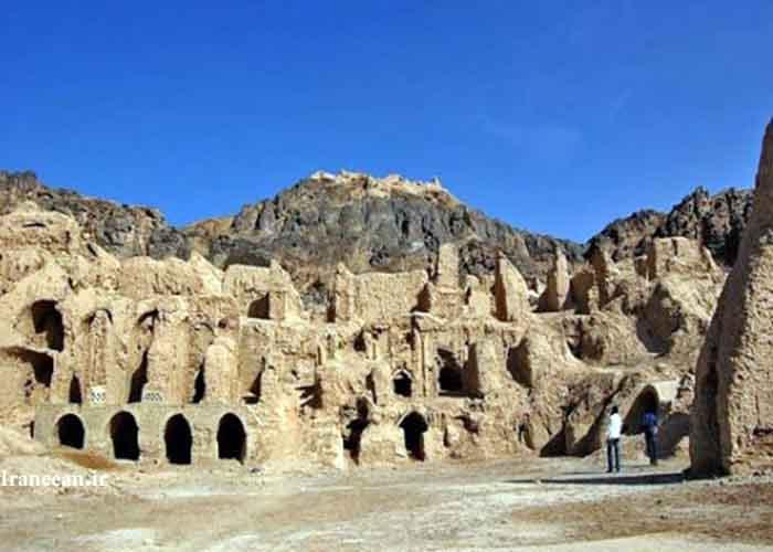 شهر باستانی ۵۰۰۰ ساله
