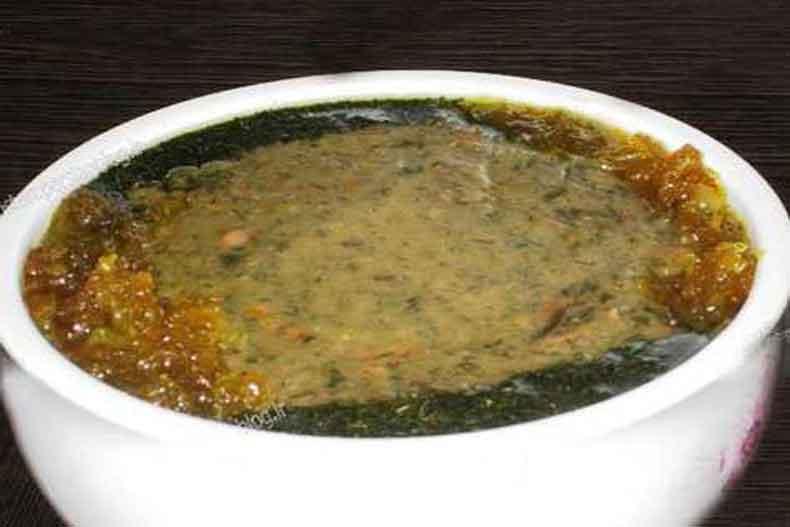 غذای سنتی ایلام