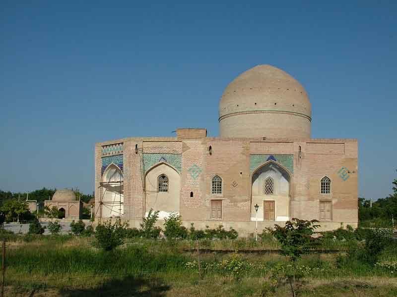 مقبره شیخ جبرئیل
