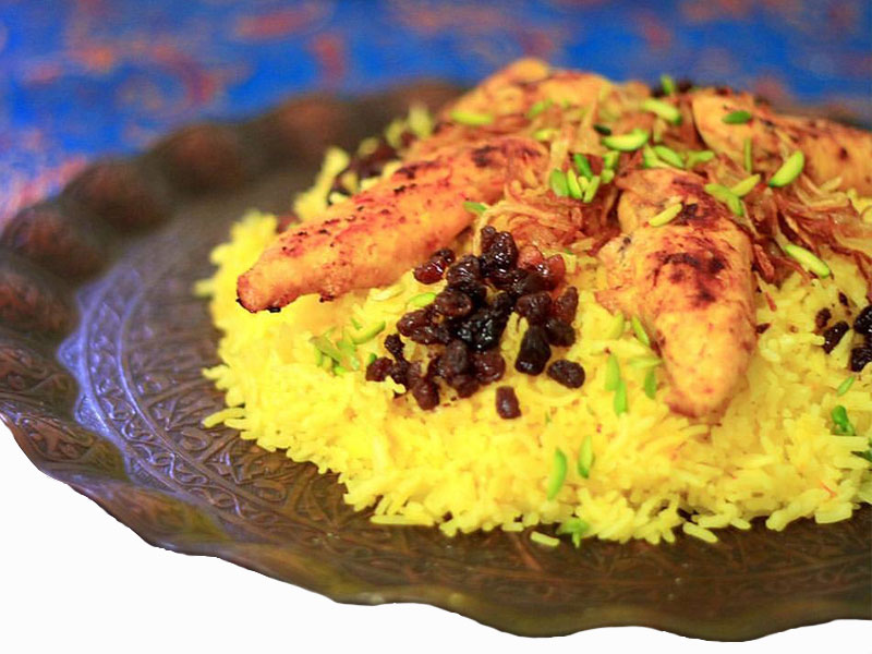 غذاهای سنتی اردبیل