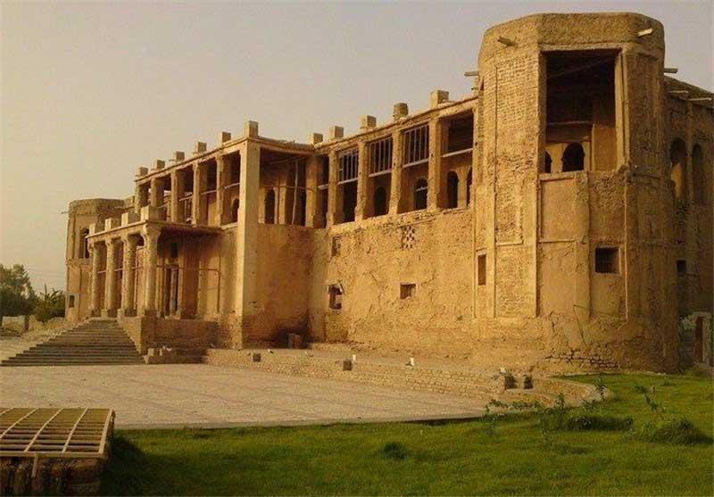 عمارت ملک در محله بهمنی