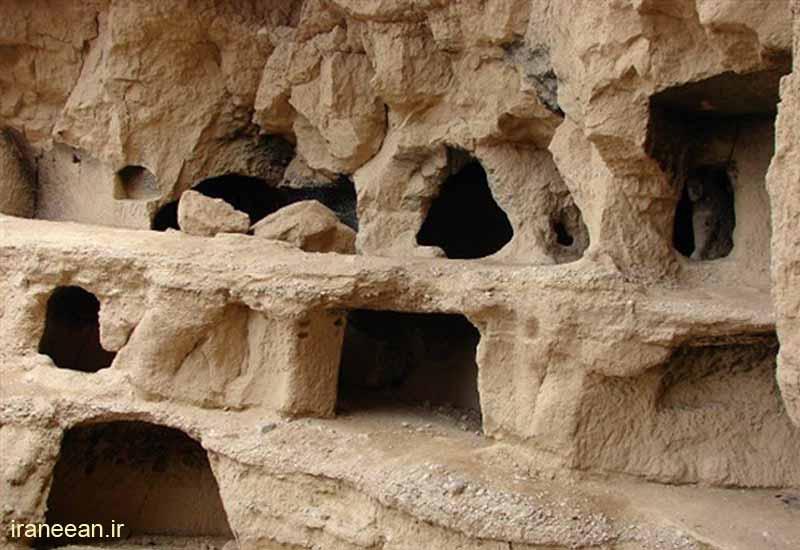 غارهای کفترک