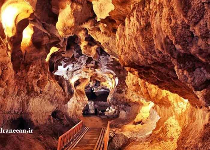 غارهای کلته خور