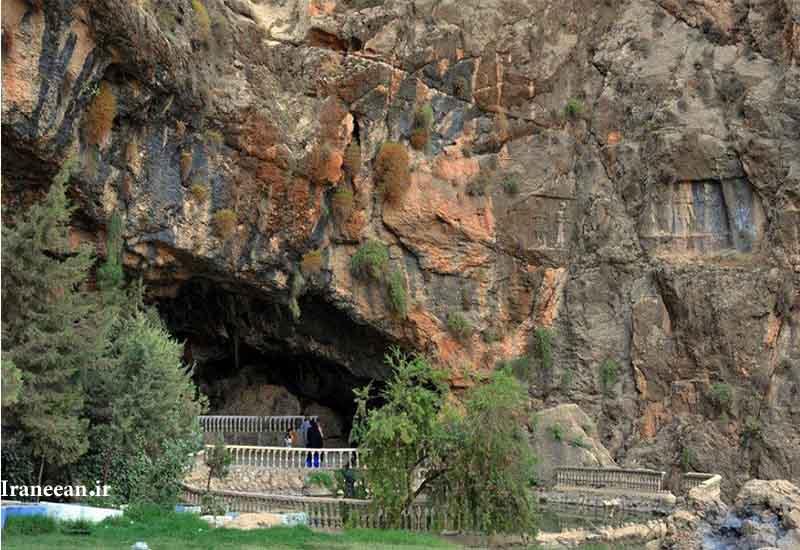 غار اشکفت گاوی