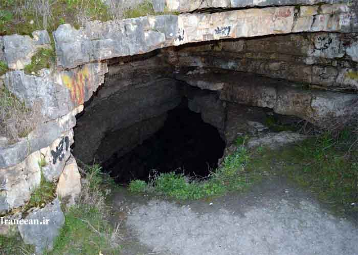 غار هوتو و غار کمربندی