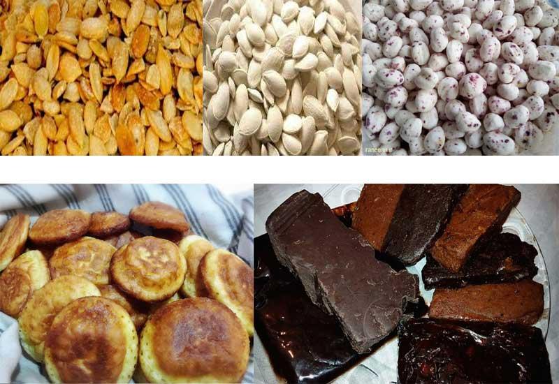 غذای محلی خراسان