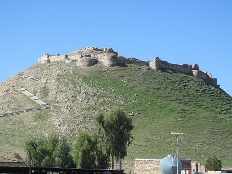 قلعه آبدانان