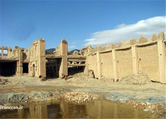 قلعه تاریخی اشتران