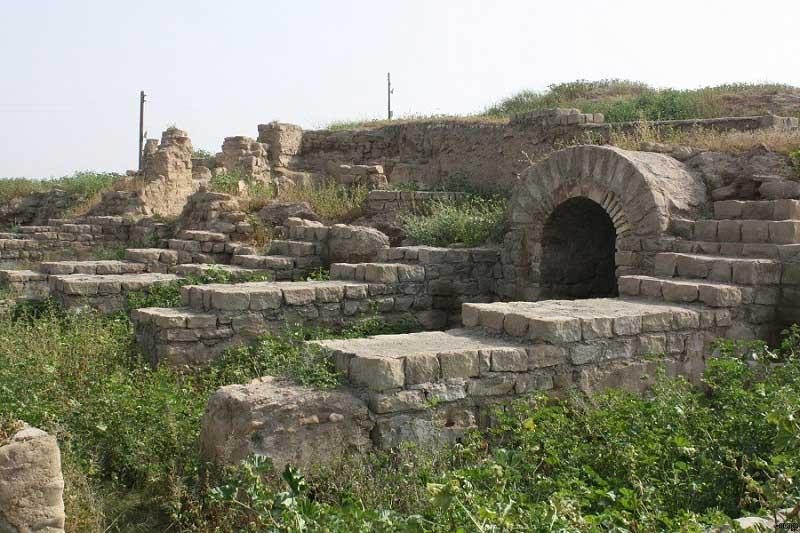 قلعه تاریخی سلاسل