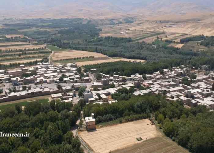 روستای قلعه قباد
