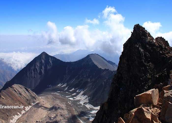 قله سیاه کمان