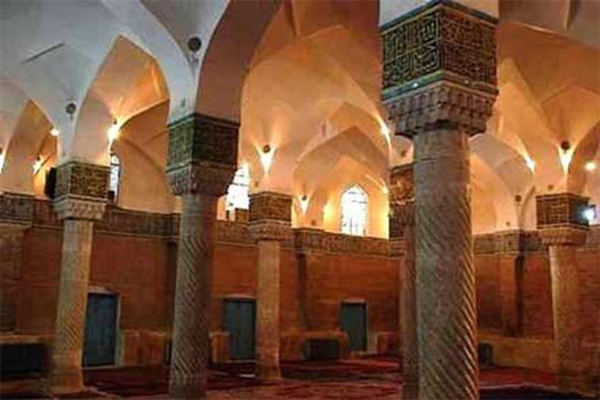 مسجد بازار مرند