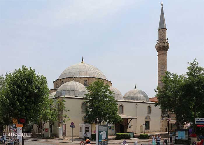مسجد تکلی مهمت پاشا
