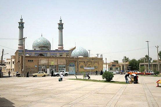 مسجد جامع خرمشهر